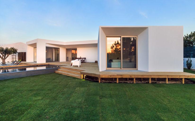 Czas budowy domu jest nie tylko ekstrawagancki ale także wyjątkowo wymagający.